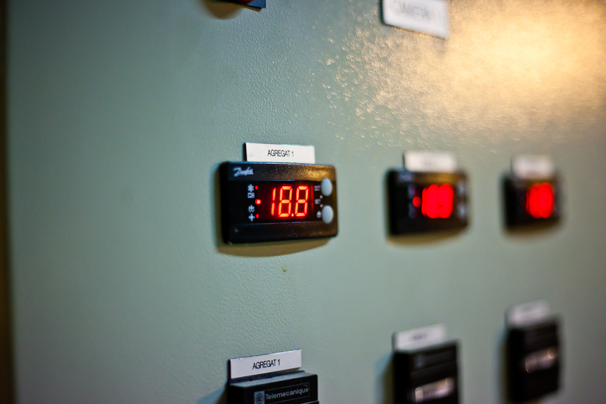 Temperature Control Storage