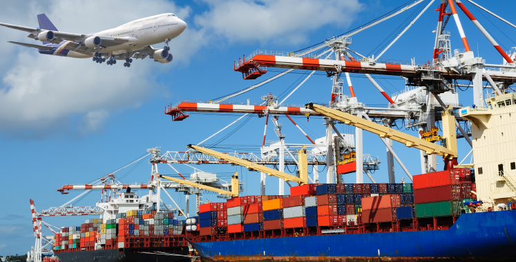 Freight Forwarding FCL & LCL